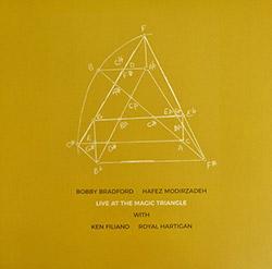 Bradford, Bobby / Hafez Modirzadeh / Ken Filiano / Royal Hartigan: Live at the Magic Triangle [VINYL