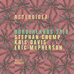 Borderlands Trio (Stephan Crump / Kris Davis / Eric McPherson): Asteroidea
