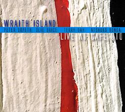 Urpeth, Peter / Olie Brice / Terry Day / Ntshuks Bonga): Wraith Island (Live At Cafe Oto)