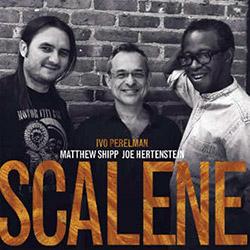 Perelman, Ivo / Matthew Shipp / Joe Hertenstein: Scalene
