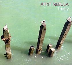 Afrit Nebula (Edwards / Edwards / Harris): Triality