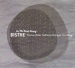 Bistre (Muller /  Rodrigues / Wong): As We Read Along...