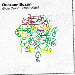 Quatuor Bozzini / Gyula Csapo: Deja? Koja? (Collection QB)