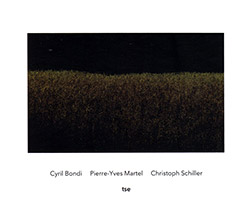 Bondi / Martel / Schiller: tse (Another Timbre)