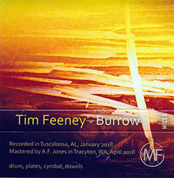 Feeney, Tim: Burrow [CASSETTE] (Marginal Frequency)