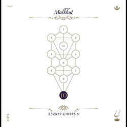 Secret Chiefs 3 / John Zorn: The Book Beri'ah Vol 10-Malkhut