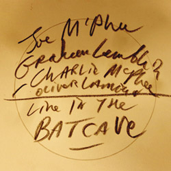 McPhee, Joe / Graham Lambkin / Charlie Mcphee / Oliver Lambkin: Live in the Batcave [VINYL] (Black Truffle)