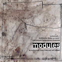 exclusiveOr (Peter Evans / Wooley / Muncy / Olencki / Karre / Cimini / Young / Snyder / Pluta): Modu (Carrier Records)