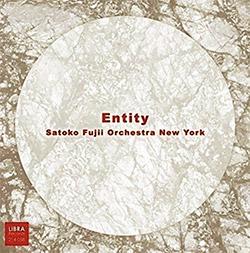 Fujii, Satoko / Orchestra New York: Entity