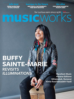 Musicworks: #135 Winter 2020 [MAGAZINE + CD] (Musicworks)