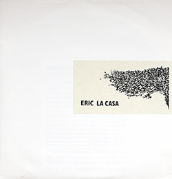 La Casa, Eric: L'inspir du Rivage part 2&3  [VINYL 7-inch] (Povertech / Joe Colley)