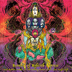 Acid Mothers Temple featuring Geoff Leigh: Reverse Of Rebirth Reprise [VINYL] (MVD)
