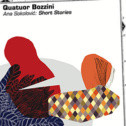 Quatuor Bozzini: Ana Sokolovic: Short Stories <i>[Used Item]</i> (Collection QB)