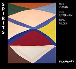 Jordan, Kidd / Joel Futterman / Alvin Fielder: Spirits (Silkheart)