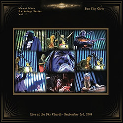Sun City Girls: Live at the Sky Church - September 3rd, 2004 [VINYL LP & DVD] (Twenty One Eighty Two Recording Company)
