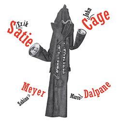 Meyer, Sabina / Marco Dalpane : Cabaret Per Nulla (ANTS Records)