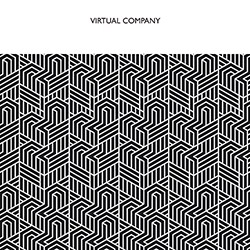 Virtual Company (Fell / Wastell / Bailey / Gaines): Virtual Company <i>[Used Item]</i> (Confront)
