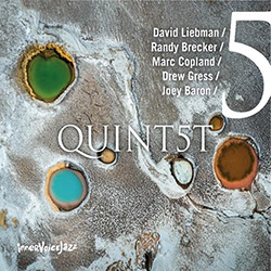 Liebman / Brecker / Copland / Alessi / Gress / Baron: QuinT5T