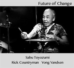 Toyozumi / Yandsen / Countryman: Future of Change (ChapChap Records)