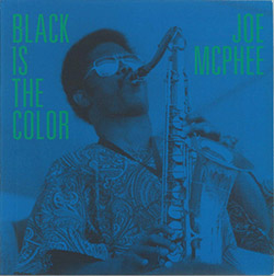 Joe McPhee: Black is the Color (Corbett vs. Dempsey)
