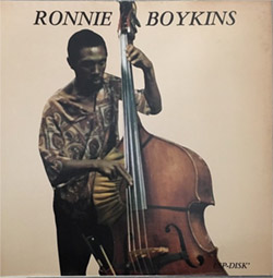 Boykins, Ronnie: The Will Come, Is Now [VINYL] (ESP-Disk)