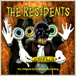 Residents, The : Icky Flix: The Original Soundtrack Recording [2LP Vinyl RSD]