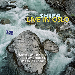 Rachel Musson / Pat Thomas / Mark Sanders: Shifa - Live in Oslo (577 Records)