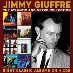 Giuffre, Jimmy : The Atlantic And Verve Collection [4 CD BOX SET] (Enlightenment)