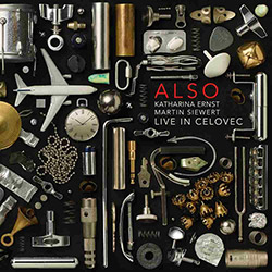 ALSO (Siewert / Ernst): Live in Celovec [VINYL] (Trost Records)