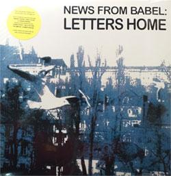 News From Babel: Letters Home [VINYL] (ReR Vinyl)