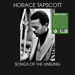 Tapscott, Horace: Songs Of The Unsung [VINYL] (Survival Research)