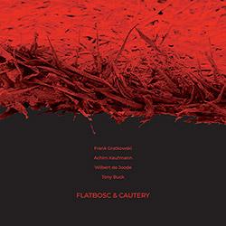 Gratkowski, Frank / Achim Kaufmann / Wilbert de Joode / Tony Buck: Flatbosc & Cautery (NoBusiness)