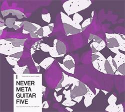 Various Artists: Sharp, Elliott Presents I Never Metaguitar 5: Solo Guitars For The 21st Century