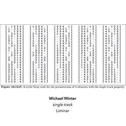 Winter, Michael / Liminar: Single Track (Another Timbre)