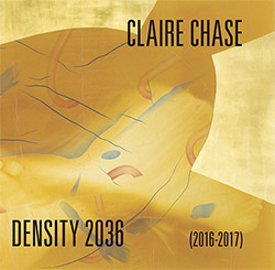 Chase, Claire: Density 2036 [4 CDs]