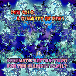 PEK Solo: Schematic Abstractions for the Clarinet Family (Evil Clown)
