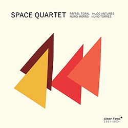 Space Quartet (Toral / Antunes / Morao / Torres): Directions (Clean Feed)