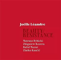 Leandre, Joelle: Beauty / Resistance [3 CD BOX]