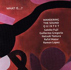 Wandering The Sound Quintet (Satoko Fujii / Guillermo Gregorio / Natsuki Tamuyra / Rafat Mazur / Ram