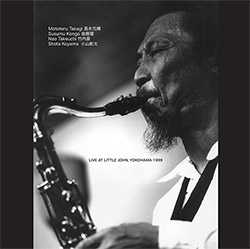 Takagi, Mototeru Quartet: Live At Little John, Yokohama 1999