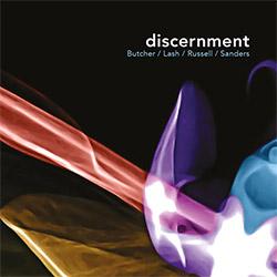 Butcher, John / Dominic Lash / John Russell / Mark Sanders: Discernment (Spoonhunt)