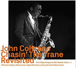 Coltrane, John: Chasin The Trane, Revisited (ezz-thetics by Hat Hut Records Ltd)