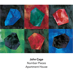 Cage, John / Apartment House: Number Pieces [4-CD BOX SET]