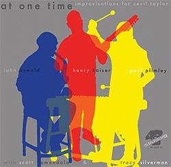 Kaiser, Henry / John Oswald / Paul Plimley: At One Time - Improvisations for Cecil Taylor (Metalanguage)