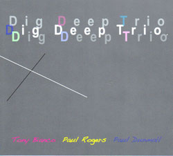Rogers / Dunmall / Bianco: Dig Deep Trio (FMR)