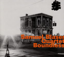 Blaser, Samuel Quartet with Marc Ducret: Boundless