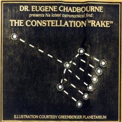 Chadbourne, Eugene: Constellation Rake (Chadula)