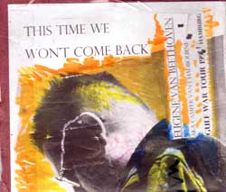 Chadbourne, Eugene: This Time We Won't Come Back (Gulf War Tour) (Chadula)