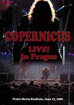 Copernicus: Live! In Prague [DVD] (MoonJune)