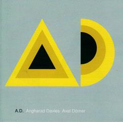 Davies, Angharad / Axel Dorner: A.D.